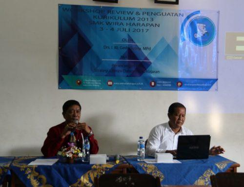Workshop Review dan Penguatan Kurikulum 2013
