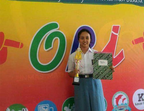 Olympiade Bahasa Indonesia SMA/SMK se-Bali