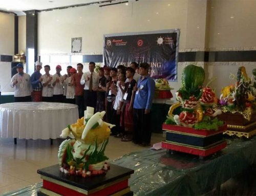 FRUIT CARVING COMPETITION
