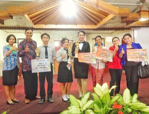 SMK WIRA HARAPAN DI LOMBA LKS PROVINSI BALI 2018