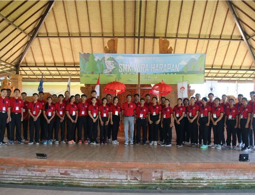 PELANTIKAN OSIS SMK WIRA HARAPAN TAHUN 2018-2019