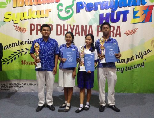 SMK WIRA HARAPAN DI LOMBA PPLP DHYANA PURA 2018