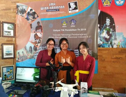 SMK Wira Harapan dalam Gebyar TIK 2019 Provinsi Bali