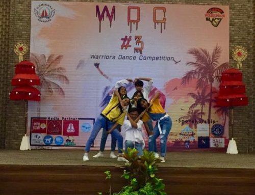 Club Dance Modern SMK WIRA HARAPAN Berhasil Mendapat Juara Favorit