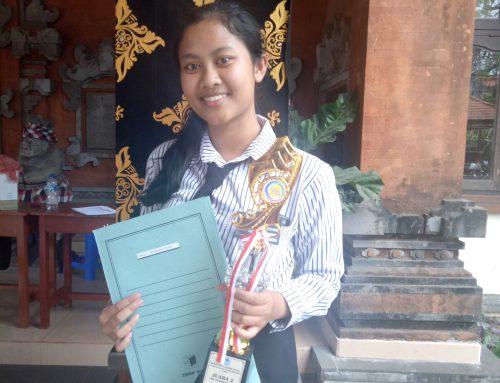 SMK Wira Harapan dalam ajang Lomba EPHOTECH 2019
