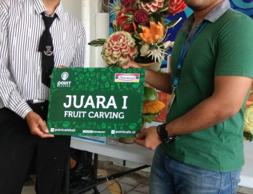 lomba Fruit Carving