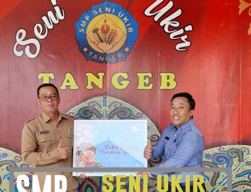 Sosialisasi SMK Wira Harapan Ke SMP Seni Ukir Tangeb