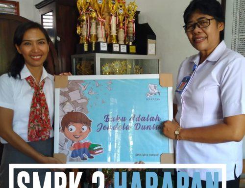 Sosialisasi SMK Wira Harapan Ke SMPK 2 Harapan